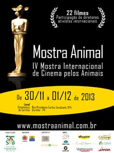 banner Mostra Animal