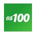 Doação mensal R$100