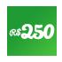 Doação mensal R$250