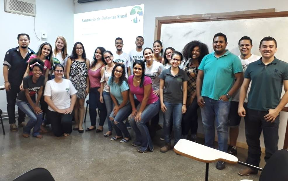 SEB é apresentado aos alunos do 6º semestre de Zootecnia da UFMT
